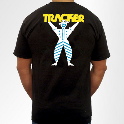 Tracker T-Shirt Man - Black