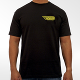 Tracker T-Shirt Wings- Black