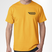 Tracker T-Shirt Wings- Yellow