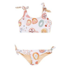 KIKI KIDS CROP KINI SET