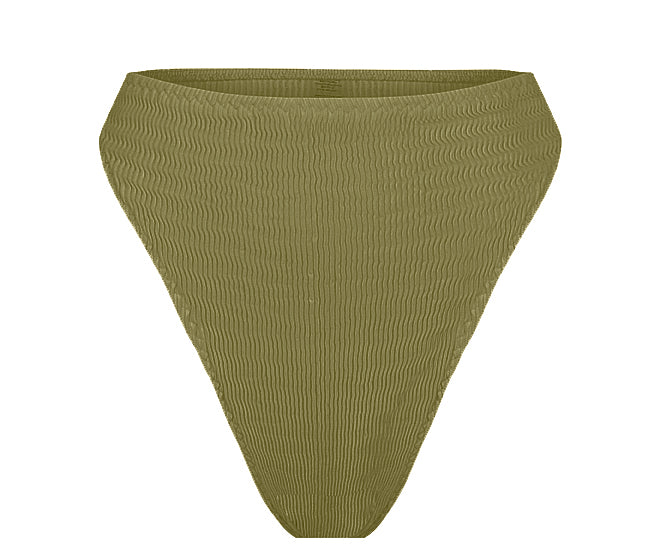CHEEKY G HIGH BRIEF MOSS