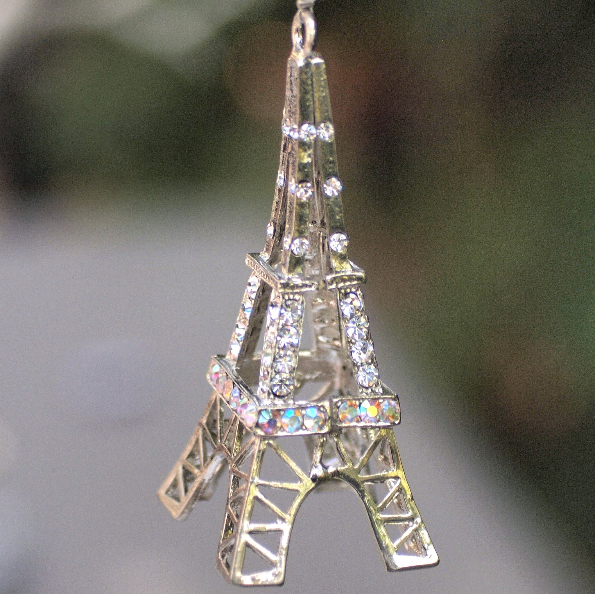 Hanging Crystal-  Eifel Tower