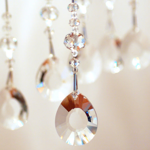 3 Magnetic Crystal Rain Drop
