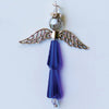 Crystal Angel:  September Sapphire, For Protection and Healing