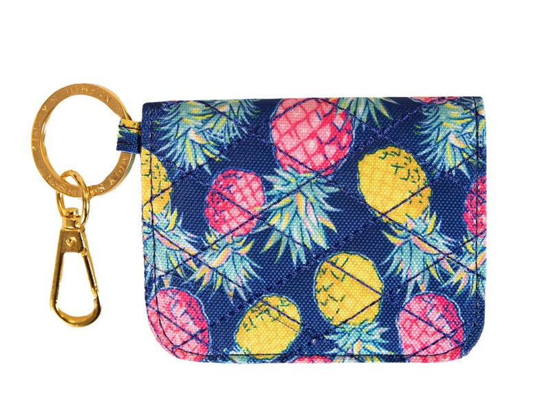 Pineapple Id Wallet by Simply Southern