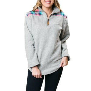 Grey Evie Pullover
