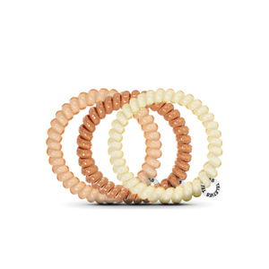 Teleties For The Love Of Nudes - Small Hair Tie Pack Of 3