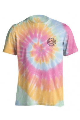 Tie Dye Take Me To The Beach Pup By Puppie Love (Pre-Order 2 Weeks)