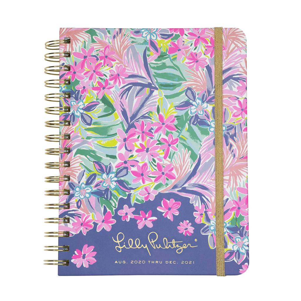 Lilly Pulitzer Large Agenda 2020/2021- It Was All A Dream