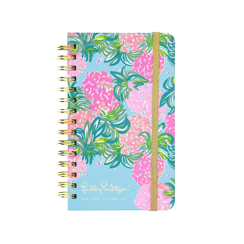 Lilly Pulitzer Medium Agenda 2020/2021- Pineapple Shake (Lead Time 2 Weeks)