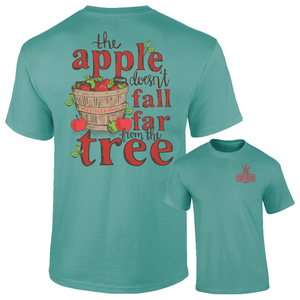Southernology - Apple Tree T Shirt (Lead Time 2 Weeks)