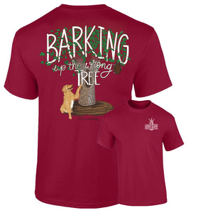Southernology - Barking up the Wrong Tree T-Shirt (Lead Time 2 Weeks)