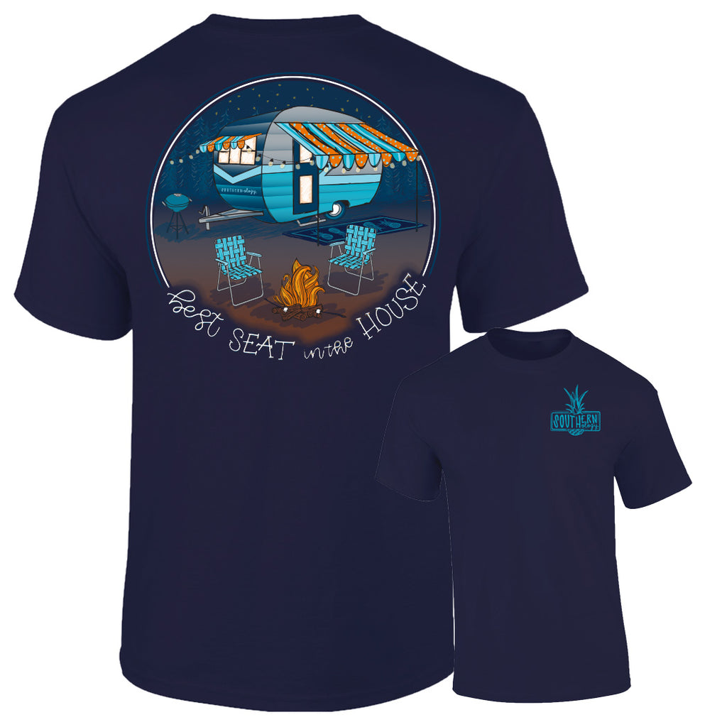 Southernology - Best Seat In the House T-Shirt (Lead Time 2 Weeks)