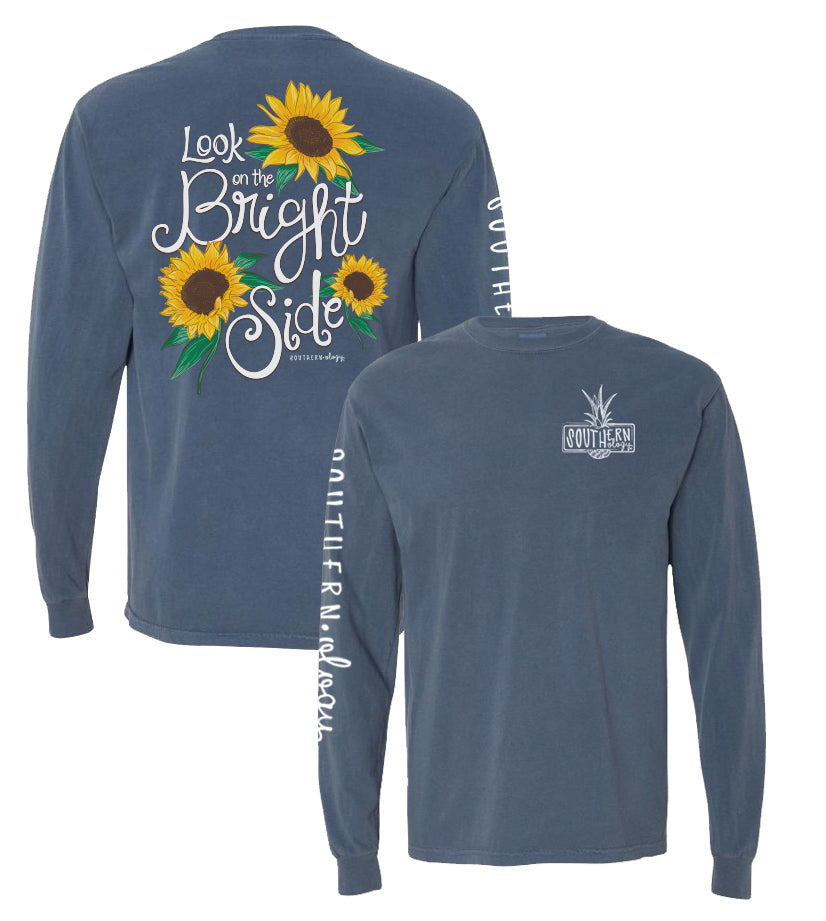 Southernology - Look on the Bright Side Long Sleeve (Lead Time 2 Weeks)