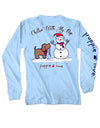 Chillin With My Pup Long Sleeve By Puppie Love (Pre-Order 2-3 Weeks)