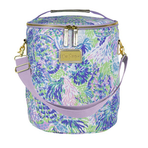 Lilly Pulitzer Beach Cooler - Shell Of A Party (Lead Time 2 Weeks)