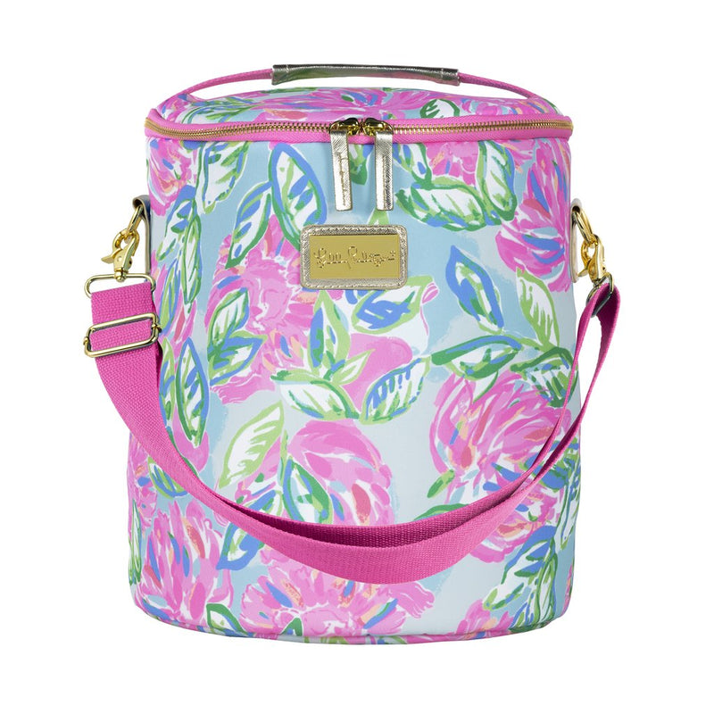 Lilly Pulitzer Beach Cooler - Totally Blossom (Lead Time 2 Weeks)