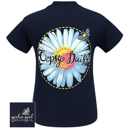 Oopsy Daisy Tee By Girlie Girl Originals (Pre-Order 2-3 Weeks)