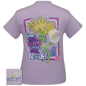Wish Orchid Tee By Girlie Girl Originals (Pre-Order 2-3 Weeks)