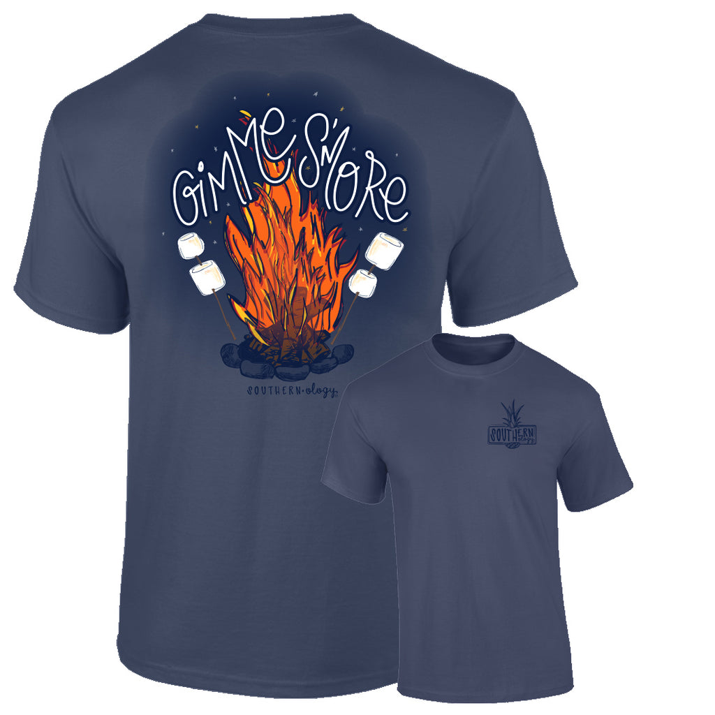 Southernology - Gimme Smore Firepit T-Shirt (Lead Time 2 Weeks)