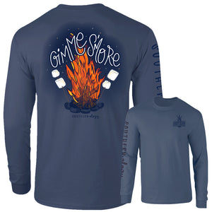 Southernology - Long Sleeve Gimme Smore Firepit (Lead Time 2 Weeks)