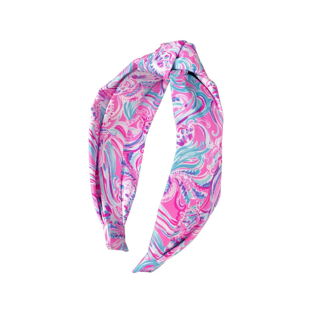 Lilly Pulitzer Headband - Don't Be Jelly