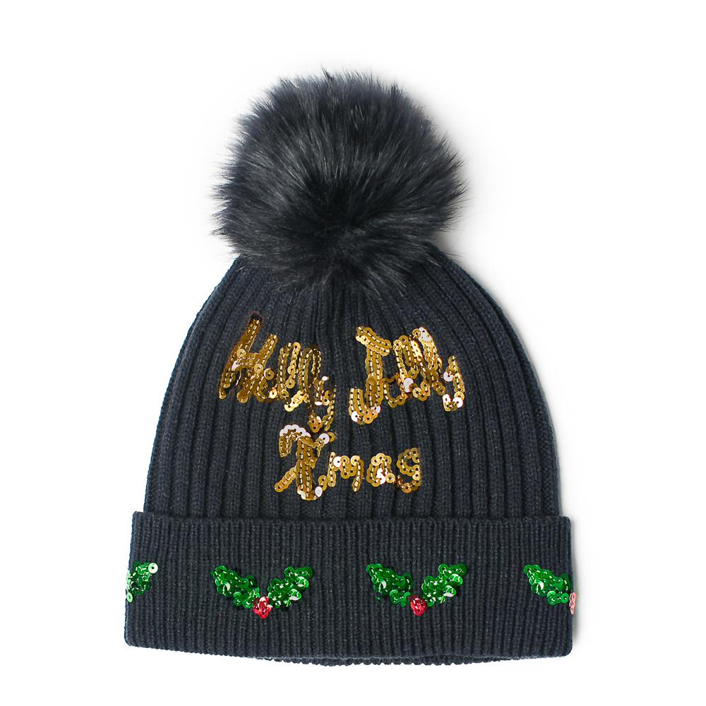 HOLIDAY HAT - NAVY