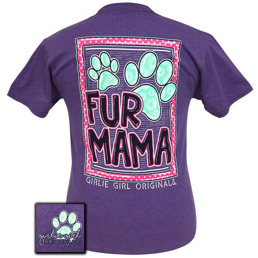 Fur Mama Tee By Girlie Girl Originals (Pre-Order 2-3 Weeks)