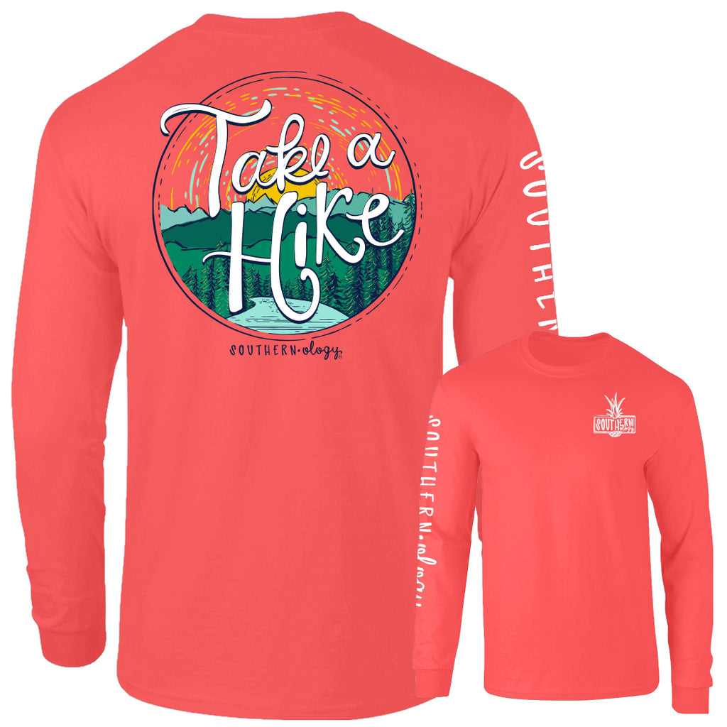 Southernology - Long Sleeve Take a Hike (Lead Time 2 Weeks)