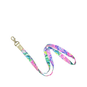 Lilly Pulitzer Lanyard- It Was All A Dream