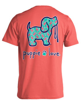 Flamingo Fill Pup By Puppie Love (Pre-Order 2-3 Weeks)