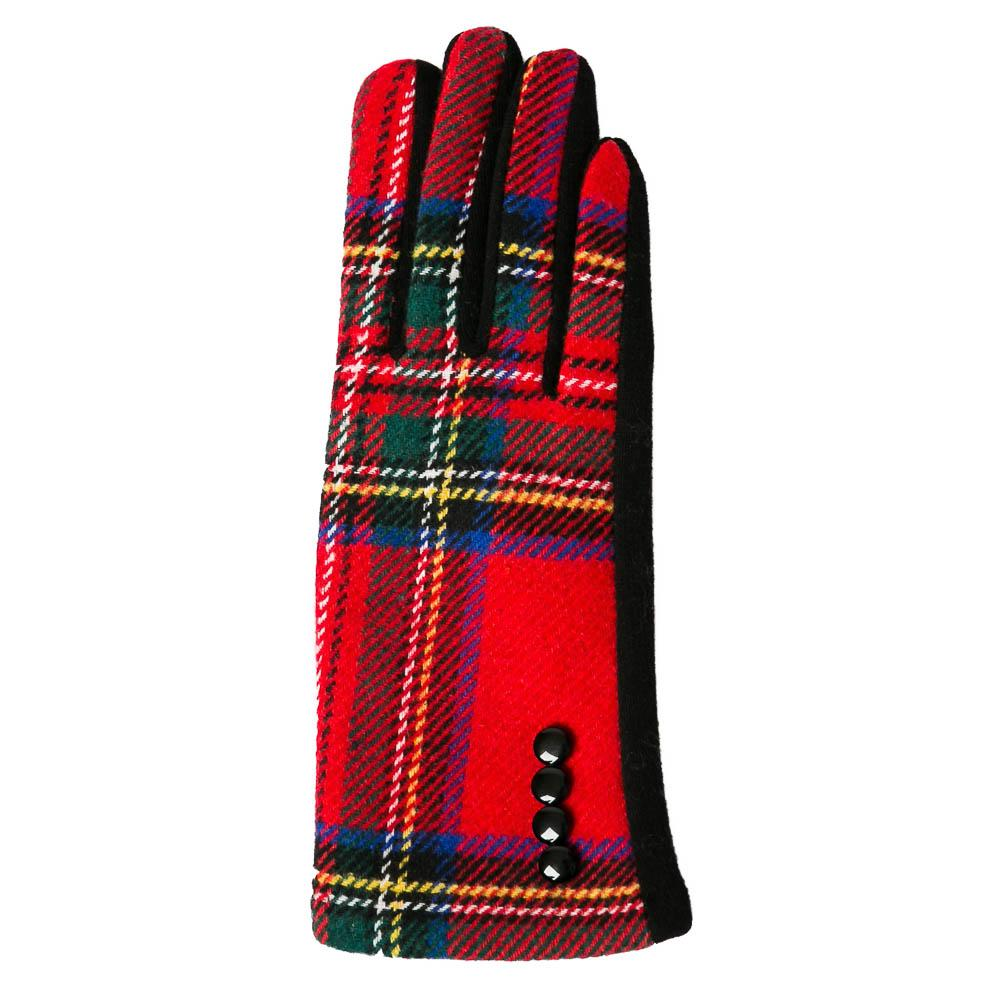 CHARLIE GLOVE - RED