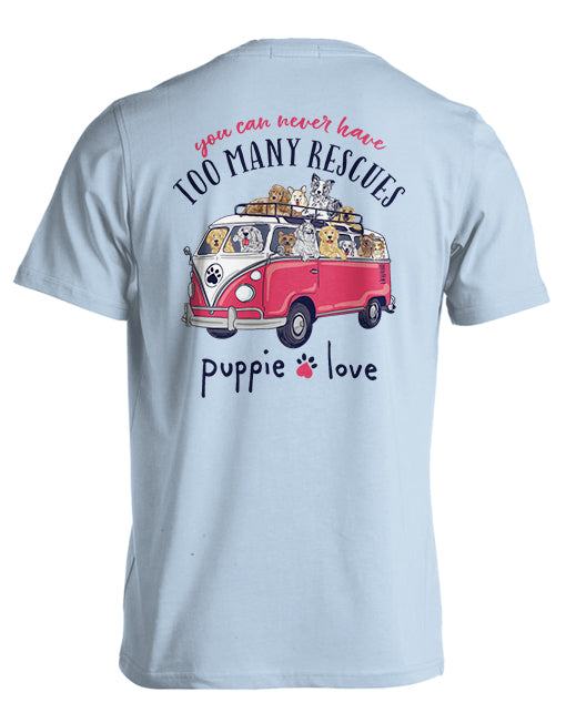 Rescue Bus Pup By Puppie Love (Pre-Order 2-3 Weeks)