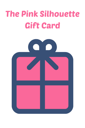 The Pink Silhouette Gift Card
