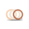 Teleties For The Love Of Nudes - Large Hair Tie Pack Of 3