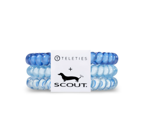 Teleties + Scout Serene Dion - Small Hair Tie Pack Of 3