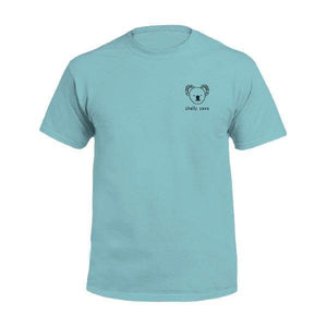 Australia Mint Tee- Shelly Cove
