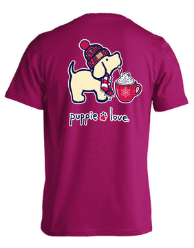 Hot Cocoa Pup By Puppie Love (Pre-Order 2-3 Weeks)