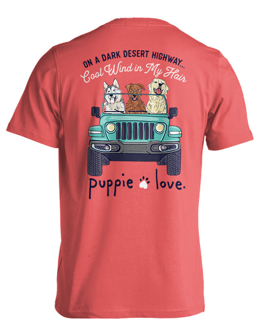 Wind In My Hair Pup By Puppie Love (Pre-Order 2-3 Weeks)