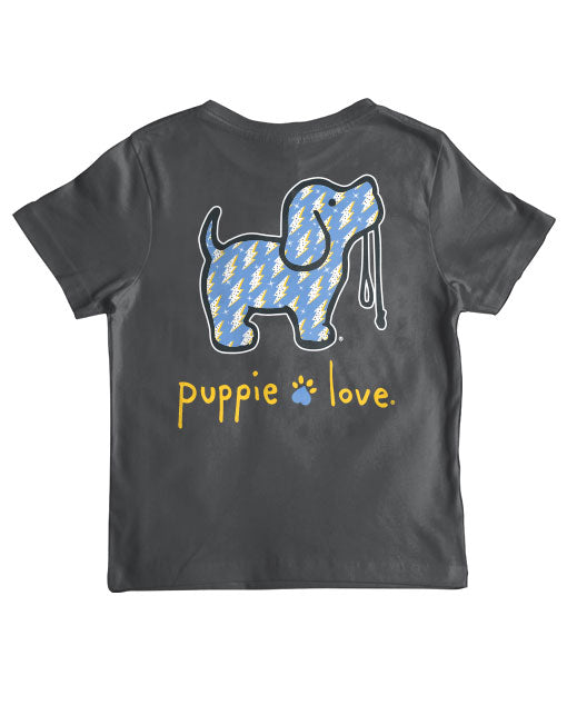 Youth Lighting Pup Short Sleeve By Puppie Love (Pre-Order 2-3 Weeks)