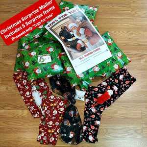 "Christmas Surprise Mailer- Supporting ""Toys For Tots"" (In-Stock Ready To Ship)"
