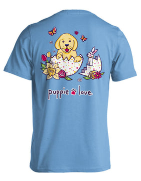 Easter Egg Pup Tee By Puppie Love