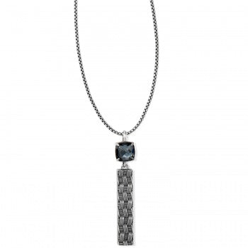 Café D Eiffel Reversible Convertible Necklace by Brighton