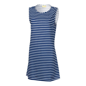Navy Stripe Dress (Lead Time 2 Weeks)