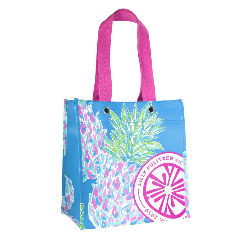 Lilly Pulitzer Market Tote- Swizzle Out ( Lead Time 2 Weeks)