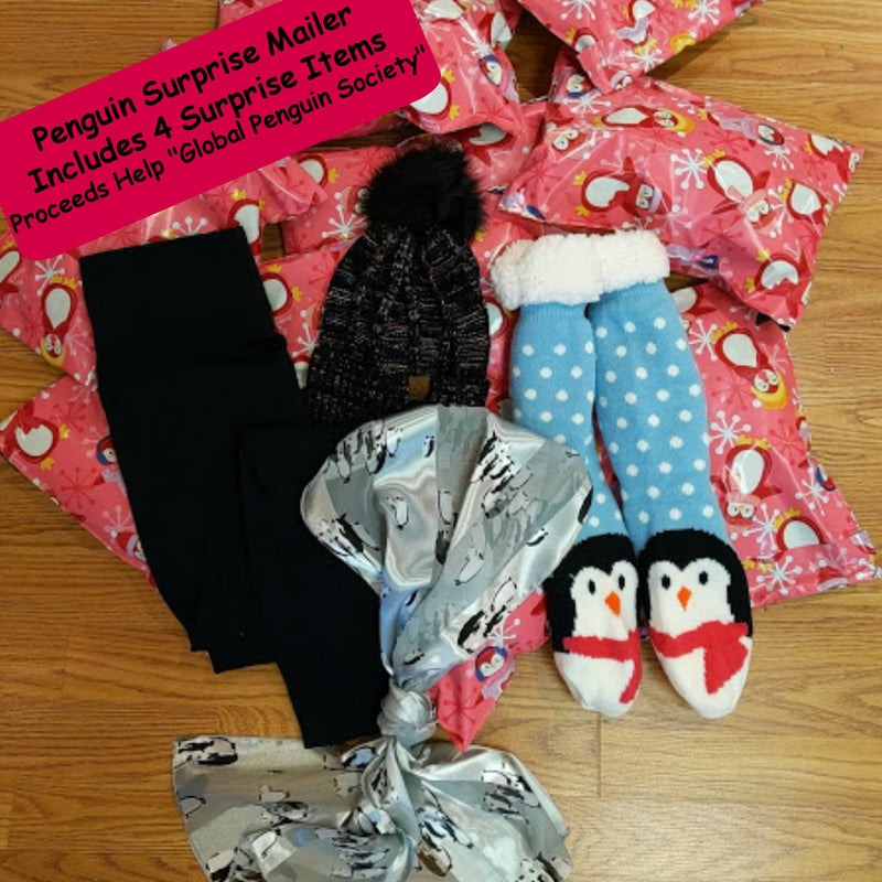 Penguin Surprise Mailer- Supporting