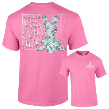 Southernology - Peter Cottontail Tee Shirt (Lead Time 2 Weeks)