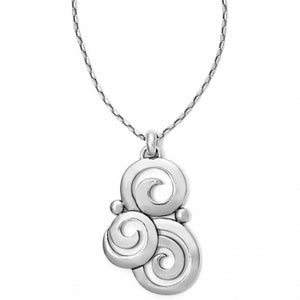 Vertigo Trio Convertible Necklace by Brighton