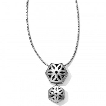 Camino De Santiago Short Necklace by Brighton