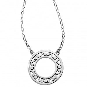 Contempo Open Ring Necklace by Brighton